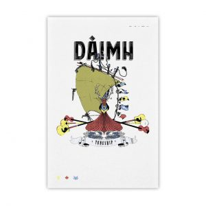 Daimh Tea Towel